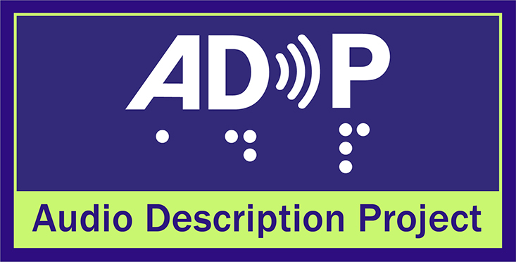 Audio Description Project logo