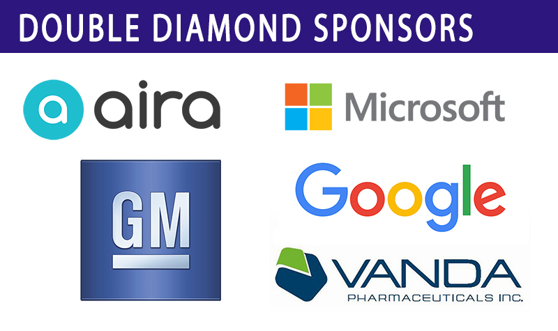 Double Diamond Sponsors Logos