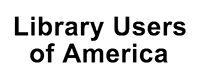 Library Users of America Logo